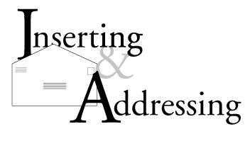 InsertingAddressing